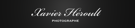 Xavier Hroult Photographe logo
